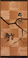 chickadee panel