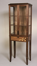 showcase cabinet by Matthew Werner